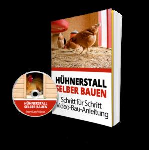 Hühnerstall selber bauen, Bauanleitung für Hühnerhaus für Zwerghühner, Videoanleitung Schritt für Schritt