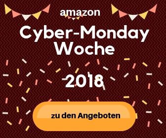 Cyber-Monday Woche auf Amazon